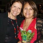 Geralda e Rosa Gomes