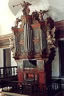 Órgão da catedral de Mariana