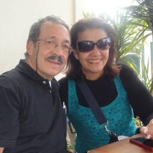 Geraldo Magela, o Peixe, e Inez